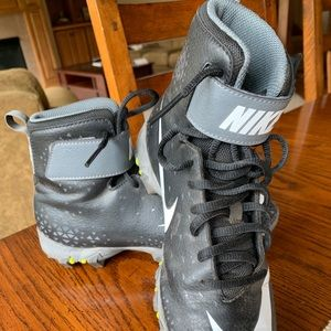 Nike High-Top Football Cleats - size 5.5